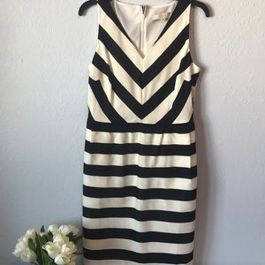 Nwt Loft striped dress size 6